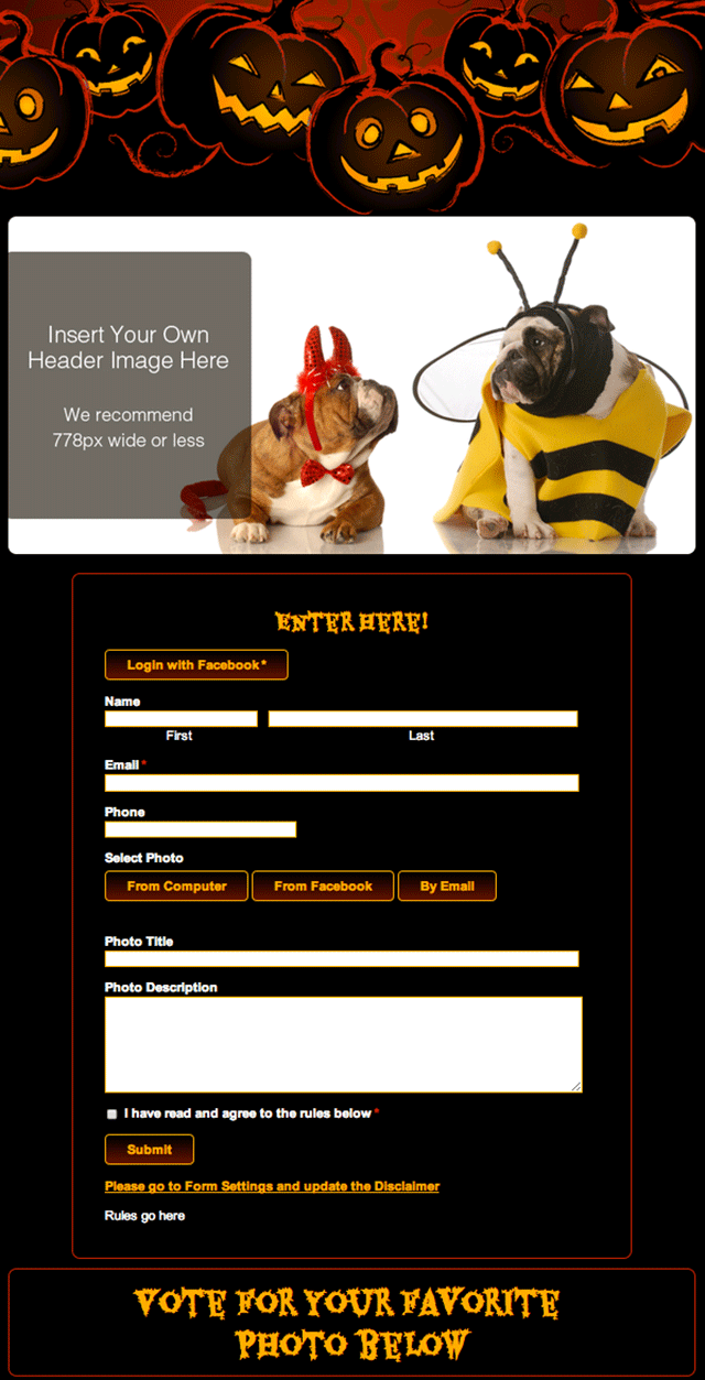 Pet-Costume-Photo-Vote-Contest