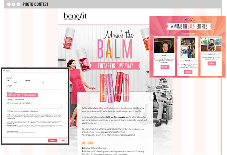 Benefit Campaign