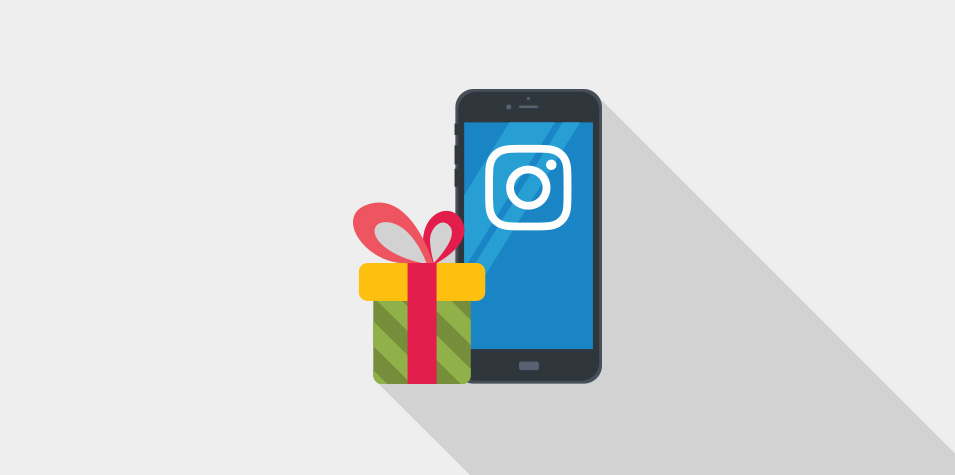 Host a Holiday Instagram Contest