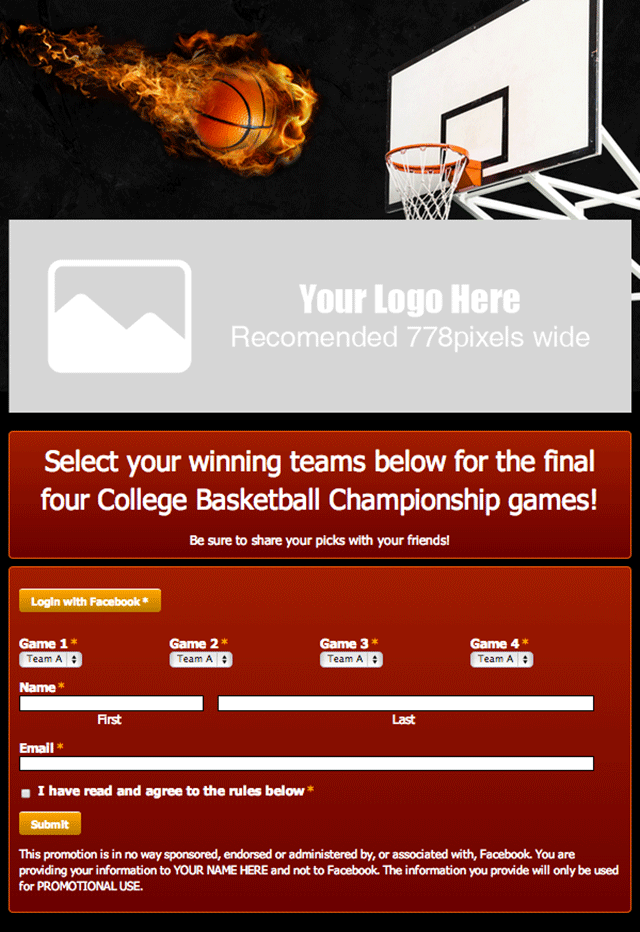 Basketball-Championship-Template