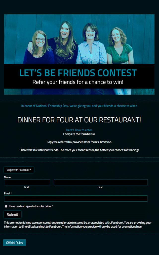 Refer-a-Friend-Contest