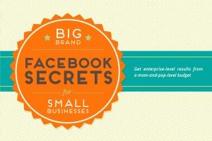 Big Brand Facebook Secrets for Small Businesses