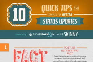 10 Quick Tips and Examples for Better Status Updates