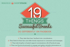 19 Things Successful Brands Do Differently on Facebook