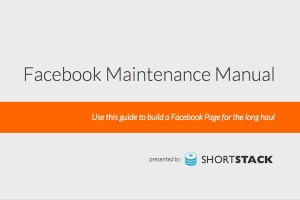 Facebook Maintenance Manual