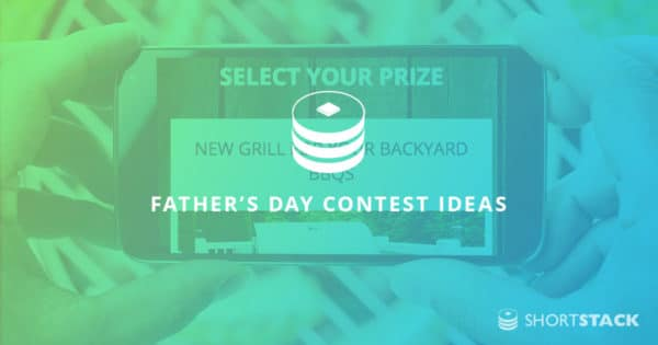 Father's Day Contest Ideas