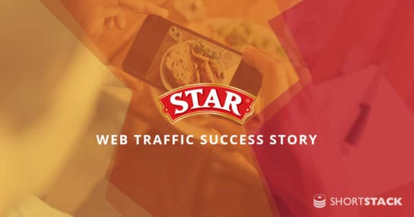 How a Top-Selling Olive Oil & Vinegar Brand Used ShortStack to Increase Website Traffic