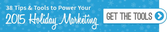 2015 Holiday Marketing