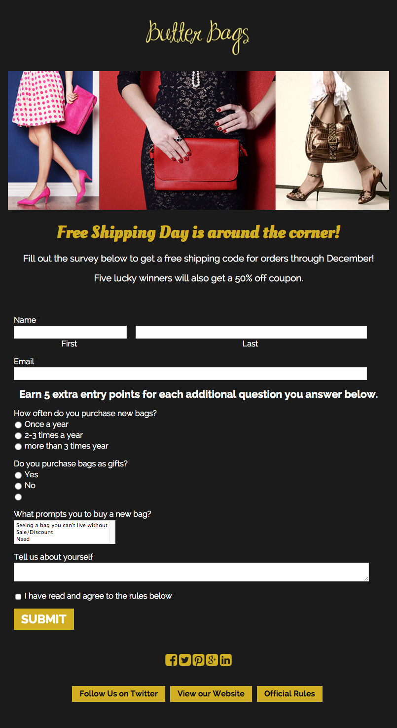 Free Shipping Day 2015