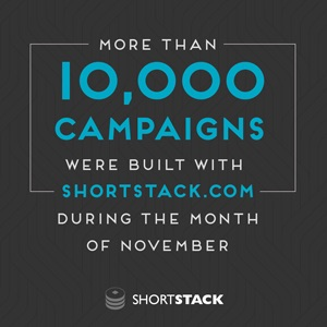 More Than 10,000 Campaigns