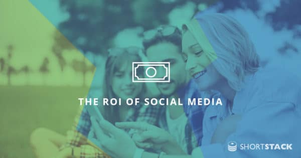 The ROI of Social Media [Free Download]