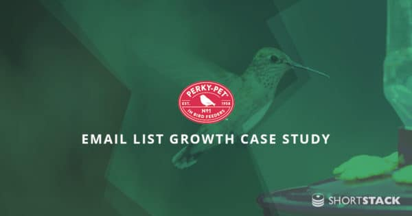 How a Niche Retailer Grew their Email List by 22% Using ShortStack