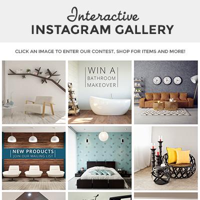 Instagram Interactive Gallery Template