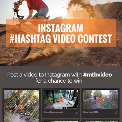 Instagram Hashtag Video Contest Template