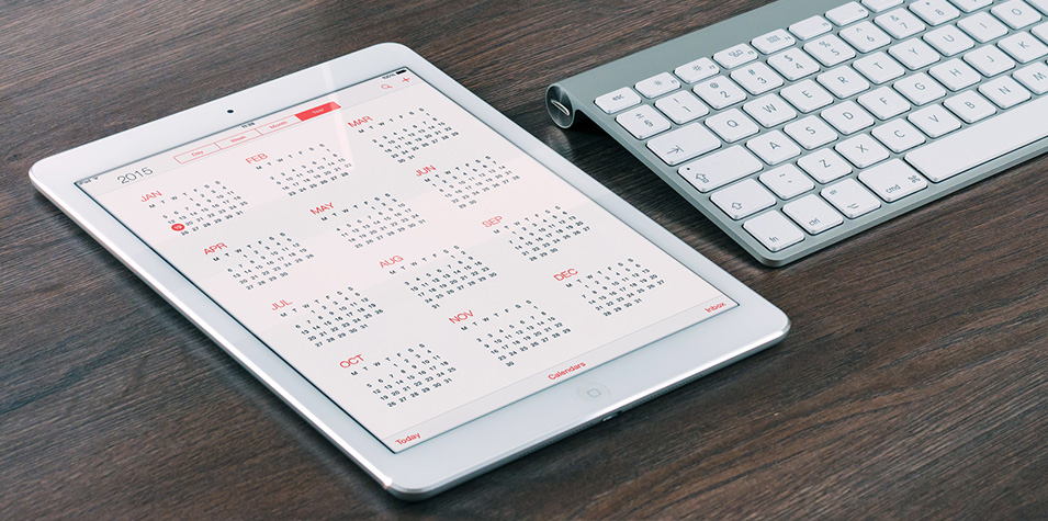 How an Editorial Calendar Can Make Your Next Contest Easier to Manage