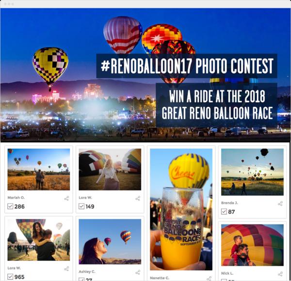 Reno Balloon Race Photo Contest