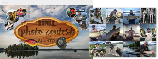 Rapala Fishing Photo Contest