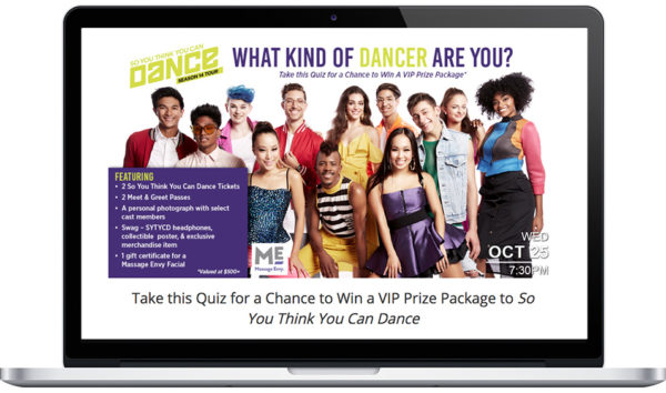 """Durham Performing Arts Center's """"So You Think You Can Dance"""" Quiz + Giveaway"""