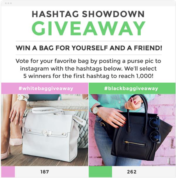 Instagram Hashtag Showdown