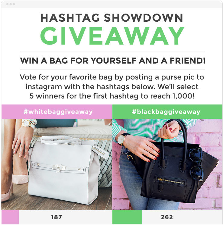 Instagram Hashtag Showdown