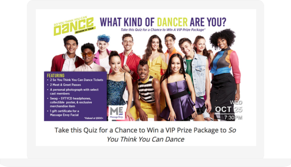 """So You Think You Can Dance"" Quiz + Giveaway"