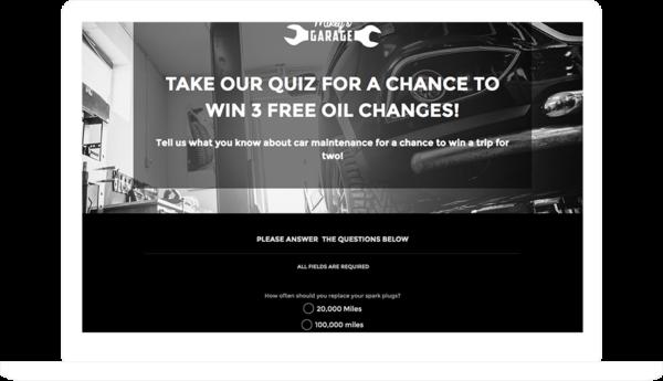 Trivia Quiz Contest