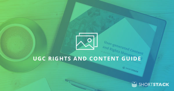 User-generated Content and Content Rights Management Guide