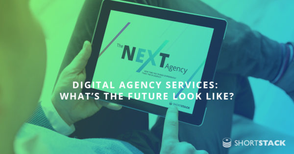 Digital Agency Services: What's the Future Look Like? [Free eBook]