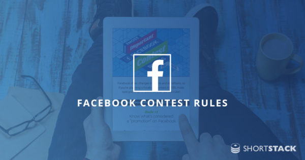 Know the Most Important Facebook Contest Rules Infographic