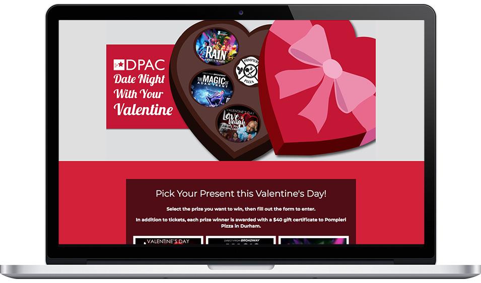 Durham Valentines Day