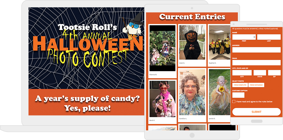 Tootsie's Halloween Costume Contest
