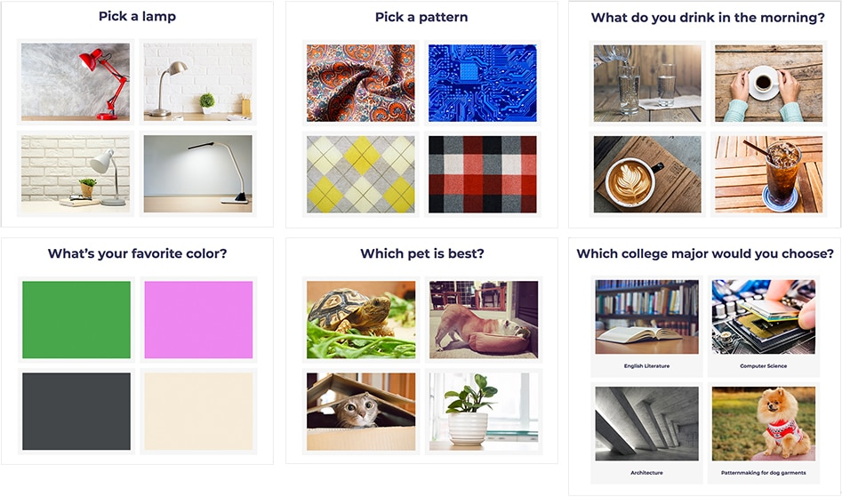 Global Homegoods' quiz questions