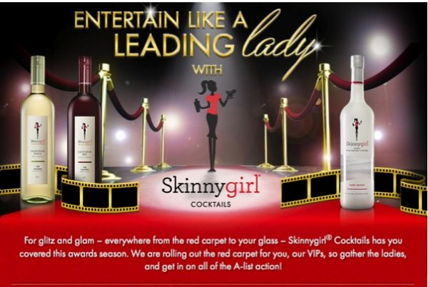 SkinnyGirl's Leading Lady campaign