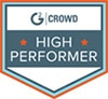 G2Crowd High Performer