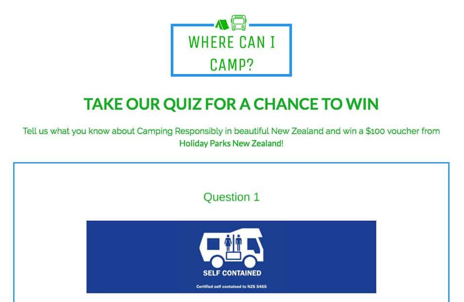 Quiz Interactive Marketing