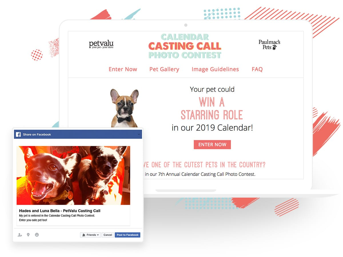 "PetValu ""Calendar Casting Call"" Photo Contest"