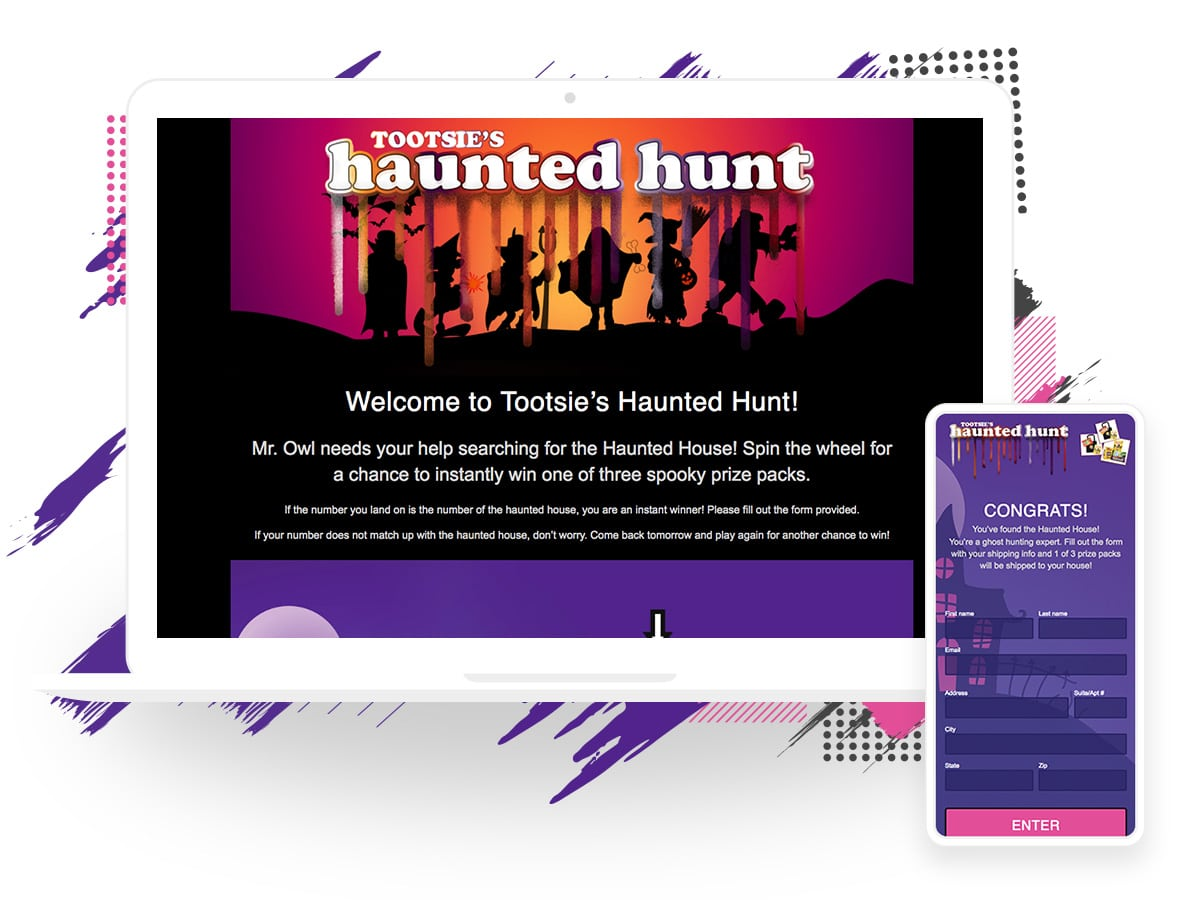"Tootsie ""Haunted Hunt"" Giveaway"