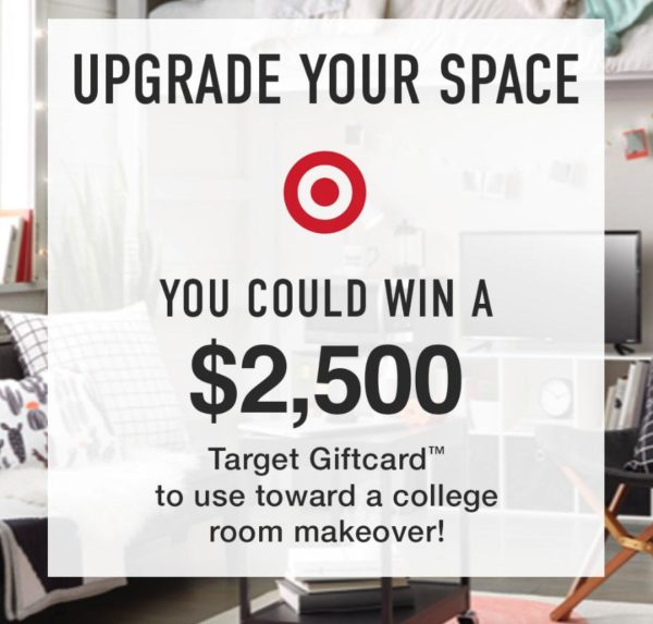 Target and Barnes & Noble College Room Makeover