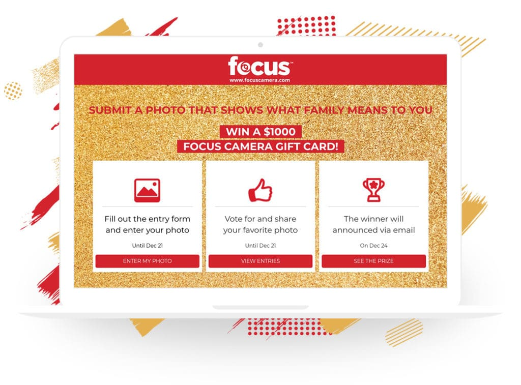 "Focus Camera's ""What Family Means to You"" Photo Contest"