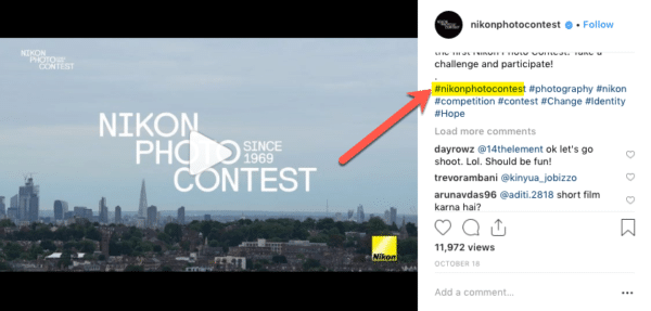Correct Hashtags for Instagram Contest Rules You Should Never Ignore