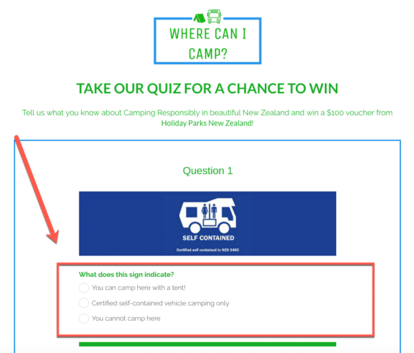 Quiz Questions for Prevent Cheating In Your Facebook and Instagram Contests