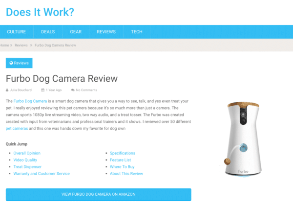 Furbo review for Leverage User-Generated Content