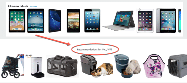 Get Personal with recommendations like Amazon for eCommerce Promotion Ideas