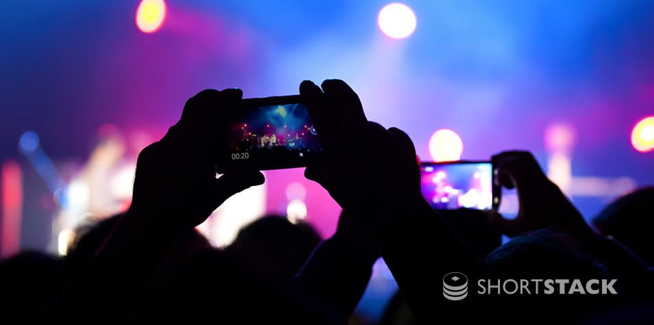 Best Hashtags for the Music and Events Industry