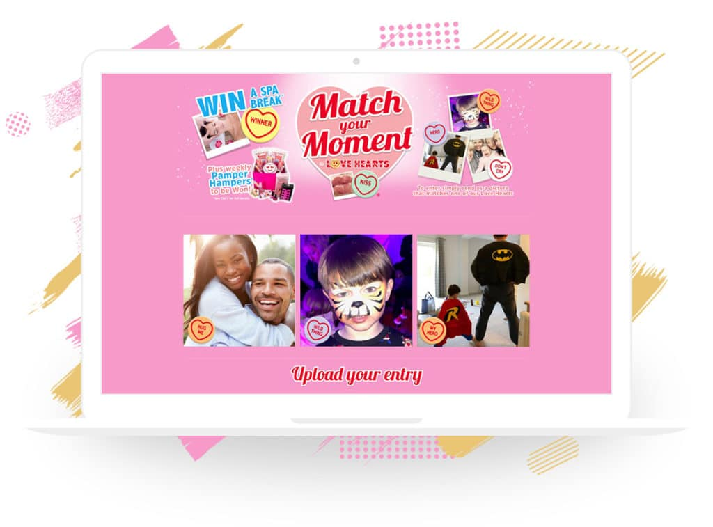 "Swizzels Matlow Limited's ""Match your Moment"" competition"