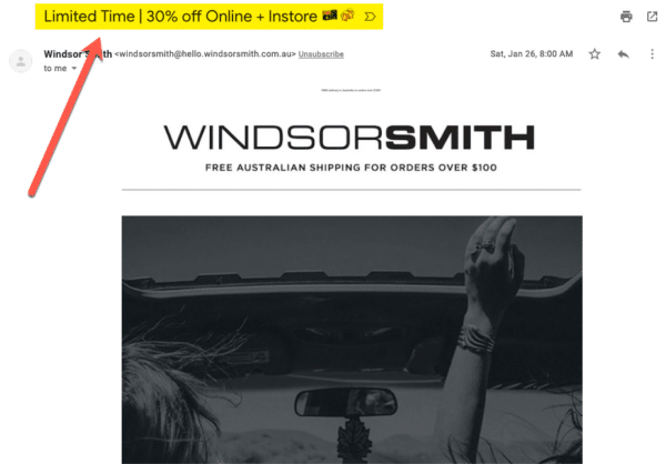 Urgency or Scarcity (FOMO) for Email Subject Line to Skyrocket Open Rates