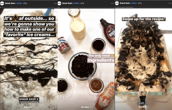 Tutorials for Instagram Stories in your Marketing