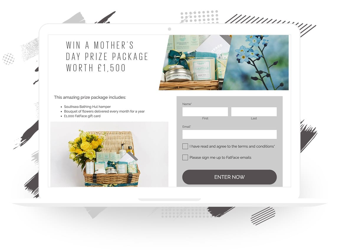 FatFace's Mother's Day Sweepstakes