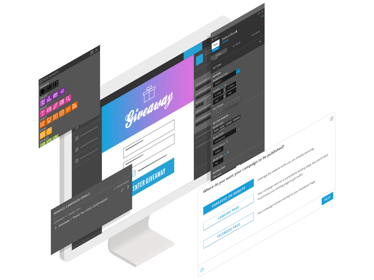 Your all-in-one campaign-creation sandbox