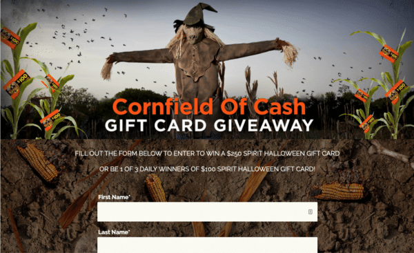 Cornfield of Clash for Holiday Marketing Strategy Time-Savers